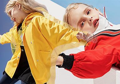 Girls' Outwear-- 18/19 A/W Analysis for Benchmark Brand