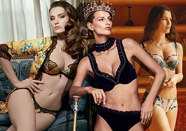 Luxury Panel -- 2020 S/S Lingerie Craft Trend