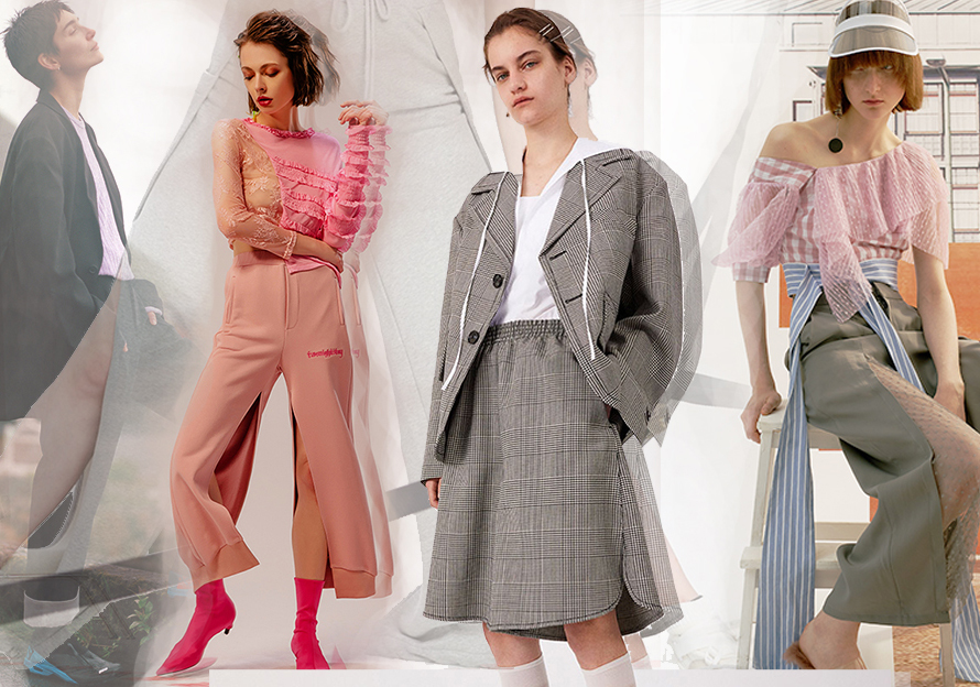 Casual Style -- 2020 S/S Silhouette Trend for Women's Trousers