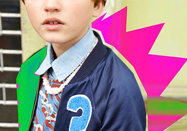 Key Item -- S/S 2020 Silhouette Trend for Boys' Apparel
