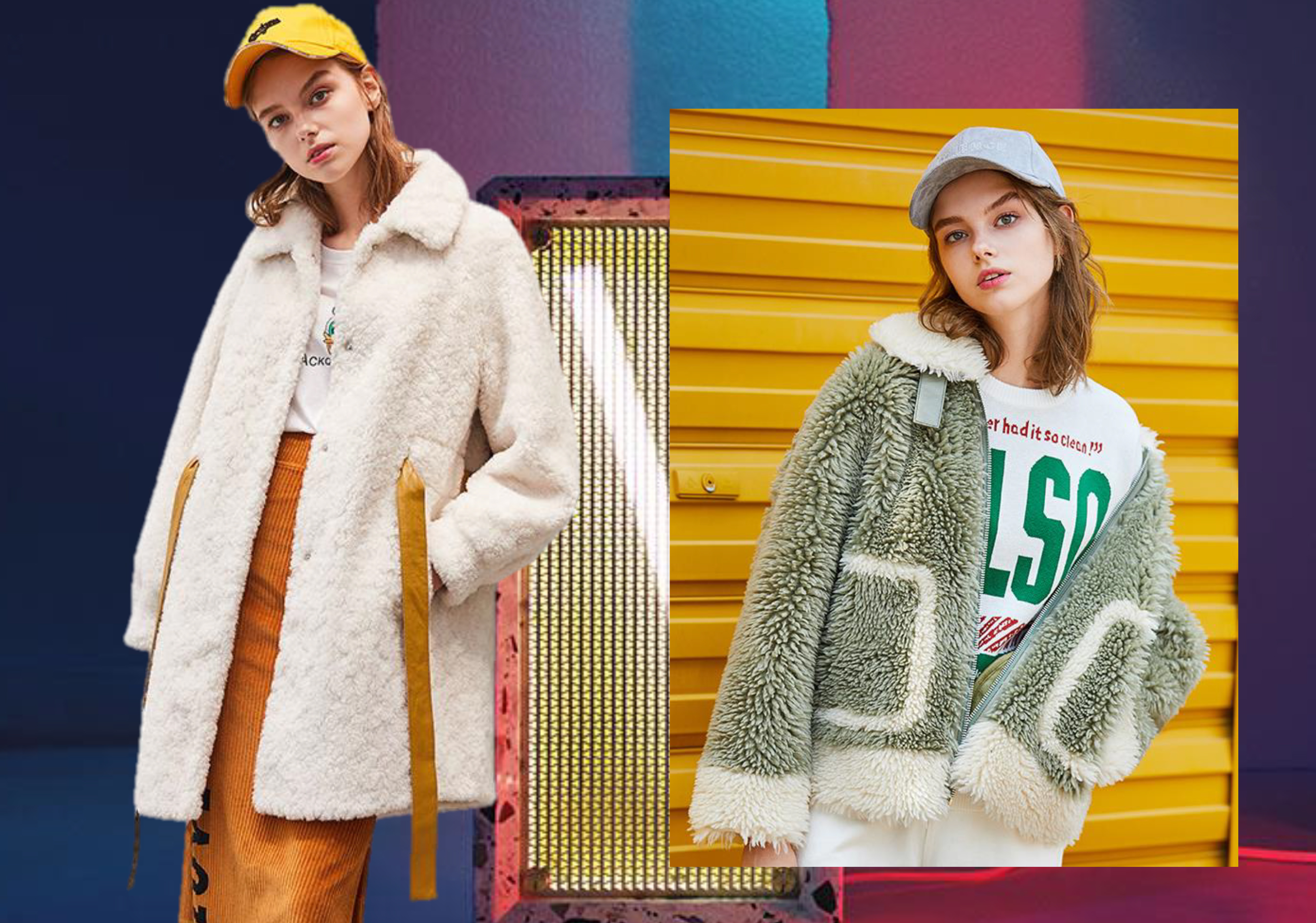 Faux Fur Coat -- 19/20 A/W Item Trend of Women's Outerwear