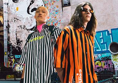 Shirt -- 2019 S/S Men's Item at Trunk Show