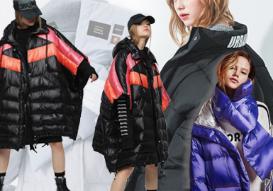 Warm & Diverse -- 19/20 A/W Silhouette Trend for Women's Puffa