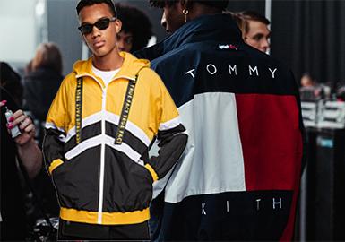 Modern Sports Jacket -- 2020 S/S Silhouette Trend for Menswear