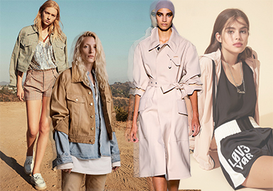 Utility -- 2019 S/S Womenswear at New York Fashion Week