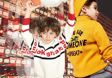 Boys' Knitwear -- 18/19 A/W Kidswear Benchmark Brand