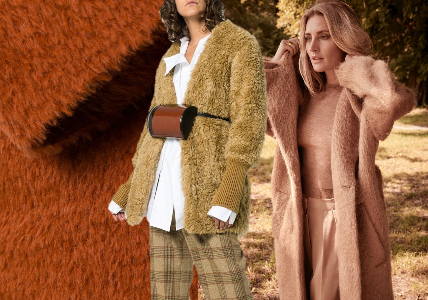 Originality -- 18/19 A/W Hot Material for Overcoat