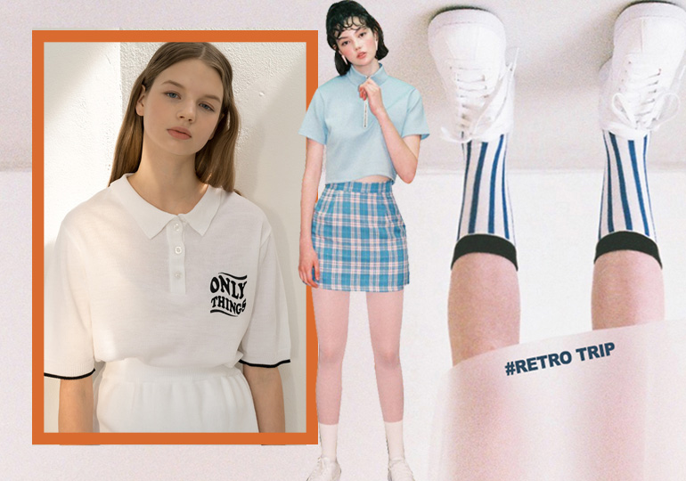 Youth -- 2020 S/S Clothing Collocation for Women's Tops