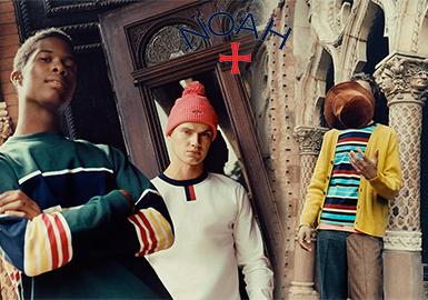 Noah -- 18/19 A/W Designer Brand of Menswear