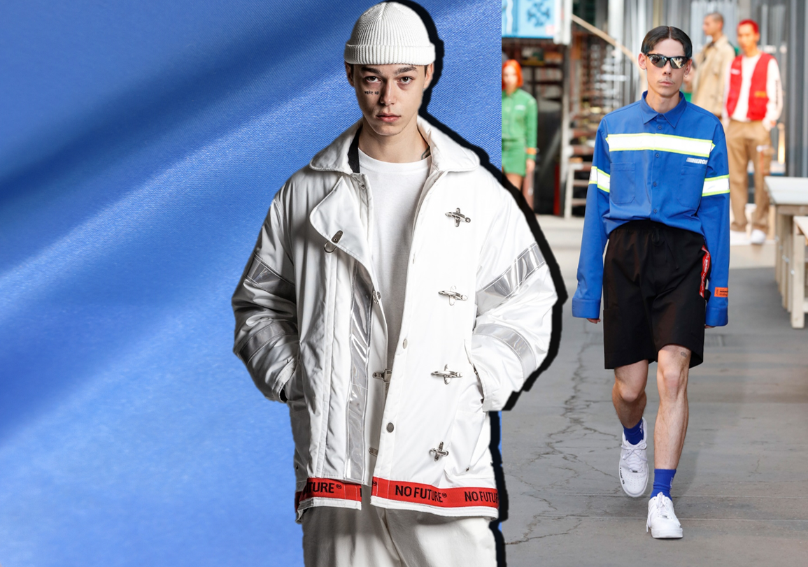 Functional Chic -- 18/19 A/W Sports Material for Menswear