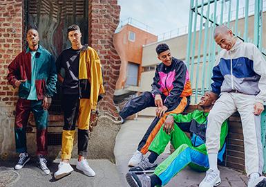 Stylish Sport Jacket -- 18/19 A/W Men's Item of Designer Brand