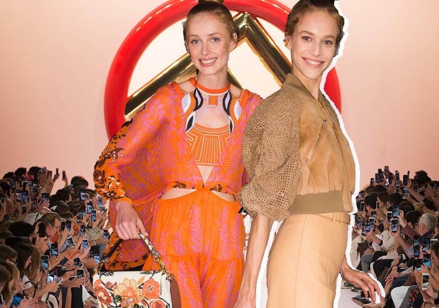 Fendi -- 2019 S/S Womenswear on Catwalk