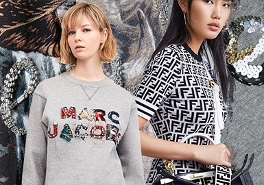 Word from Brand -- 2020 S/S Pattern & Craft for Women's Knitwear