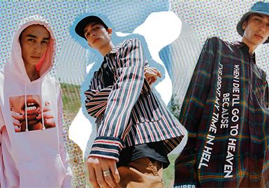 Pleasures -- 18/19 A/W Designer Brand for Menswear