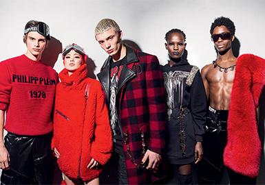 Philipp Plein -- 2019 S/S Menswear Brand in Trunk Show