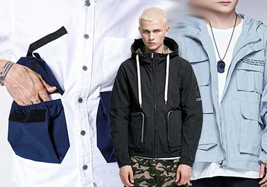 Pocket -- 18/19 A/W Menswear in Guangdong Market