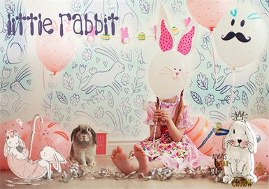 Little Rabbit -- 19/20 A/W Pattern Trend for Kidswear