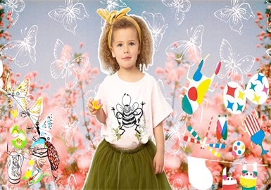Insect -- 2020 S/S Pattern Trend for Kidswear