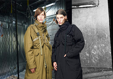 Hamcus -- 18/19 A/W Menswear Designer Brand