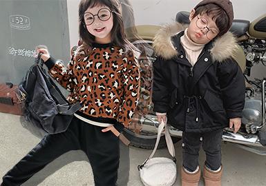 Hot Item -- 18/19 A/W Kidswear in Guangzhou Market