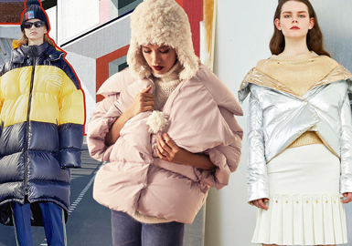 Winter Sun -- 19/20 A/W Designer Brands of Women's Puffa