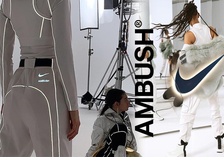 The Next Nike x AMBUSH is on the Way
