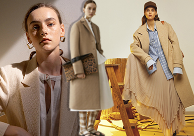Chinese Market -- 18/19 A/W Brand Influence on Women's Overcoat