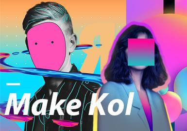 Make KOL -- 2020 S/S Theme Trend