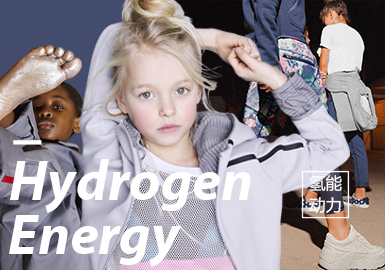 Hydrogen Energy -- 2020 S/S Theme Trend for Kidswear