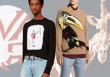 Sweater -- Resort 2020 Key Item of Men's Knitwear