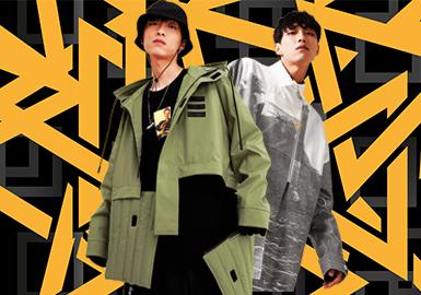 Modern Jacket -- Resort 2019 Menswear Designer Brand
