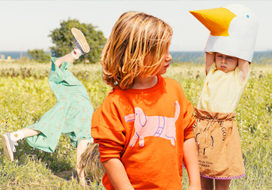 Bobo Choses -- 19 S/S Analysis of Kidswear Designer Brand