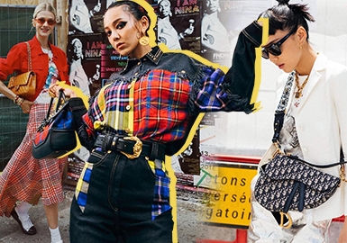 Fashion Bloggers on Instagram -- Let's Check How They Play Fashion