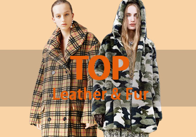 Fur&Leather -- Recommended Items of A/W 18/19 Womenswear Markets