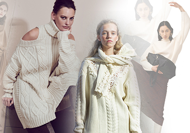 New York Style -- 19/20 A/W Analysis of Women's Knitwear Catwalk