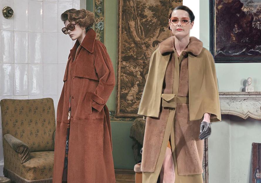 2019 Hong Kong International Fur&Fashion Fair -- Mature and Luxury collection