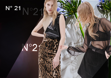 N° 21 -- 19/20 A/W Analysis of Designer Brand for Womenswear