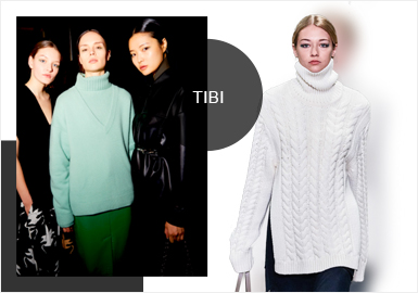 Minimalist Styling -- Analysis of Tibi