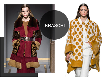 Braschi -- Analysis of A/W 19/20 Women's Fur at Catwalks