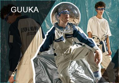 Guuka -- 2019 S/S Designer Brand for Menswear