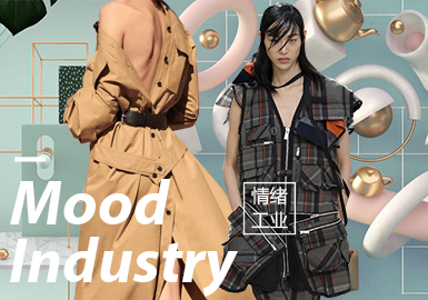 Mood Industry -- 2020 S/S Theme Fabric Trend for Womenswear