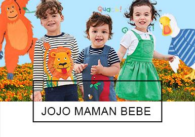 JoJo Maman Bebe -- S/S 2019 Benchmark Brand for Babies and Kids