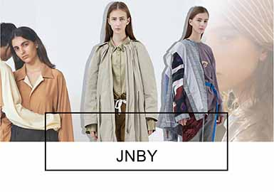 JNBY. -- Analysis of Women's Cotton&Linen Benchmark Brand
