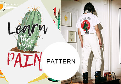 Green Plants -- A/W 20/21 Pattern Trend for Menswear