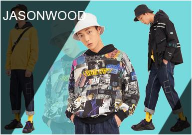 JASONWOOD -- S/S 2019 Designer Brand for Menswear