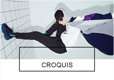 CROQUIS -- 2019 Resort Analysis of Benchmark Brands for Menswear