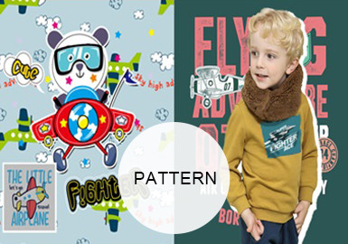 Small Pilots -- A/W 20/21 Pattern Trends for Kidswear