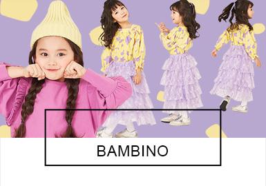 Bambino -- S/S 2019 Benchmark Brand for Kidswear