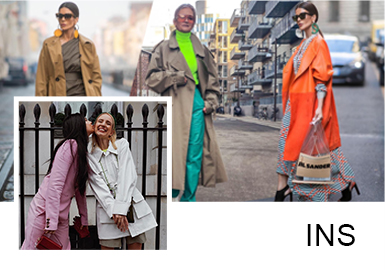INS Fashion Bloggers -- Wild Matching