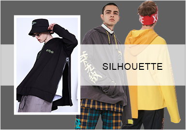 Fashion Sweatshirts -- S/S 20/20 Silhouette Trend for Menswear
